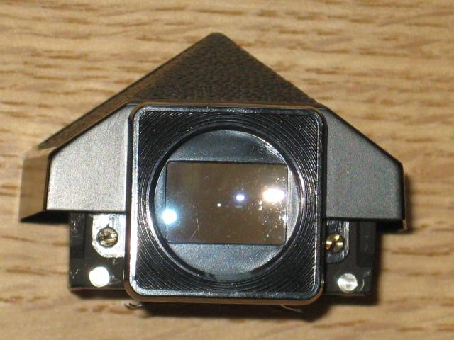 ニコンNewFブラック美品+AF NIKKOR35mm付き難あり NIKON F BLACK_画像6
