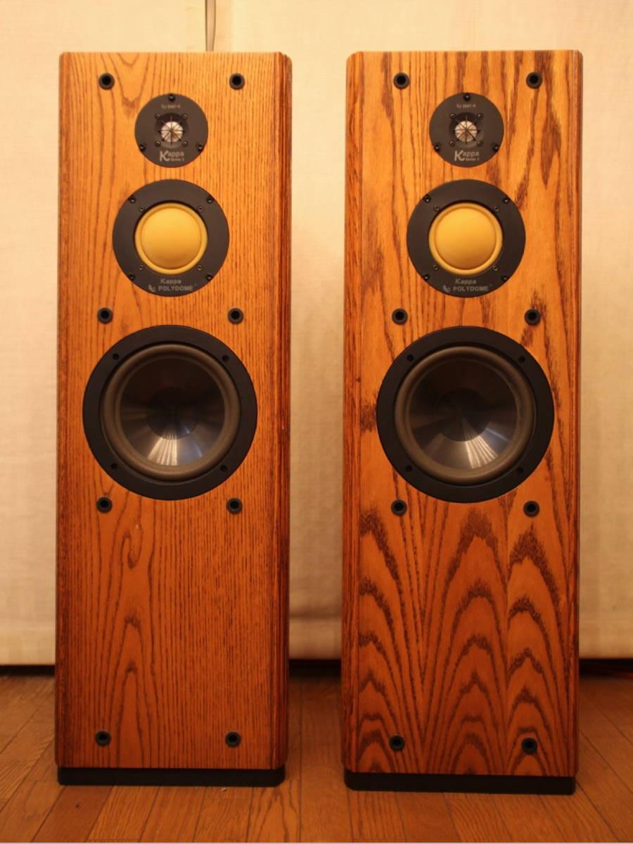 INFINITY Kappa 6 2i series II speaker Infinity : Real Yahoo auction