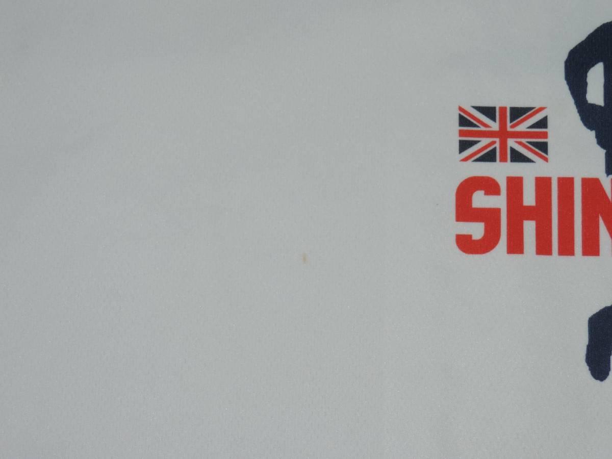 ☆メンズ☆ロンドンパラリンピック2012バック常勝プリント半袖Tシャツ☆Mサイズ_画像2