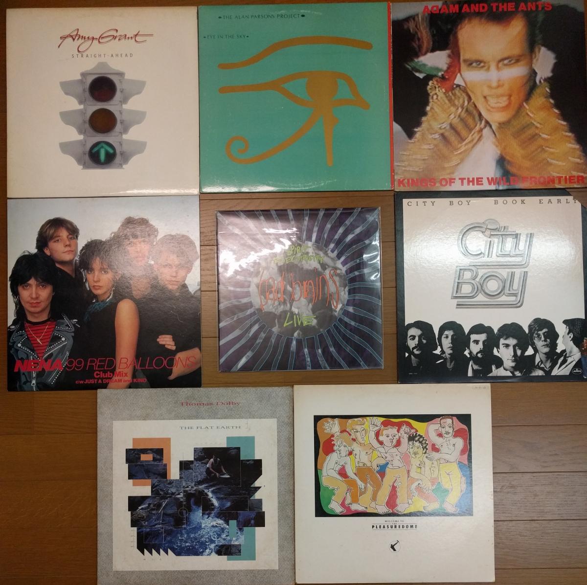 1980~1990年代中心 洋楽レコード 大量 まとめて35枚 オルタナ/ブリット/ネオアコ/エレクトロ/ガレージ/パンク/パワポ等_画像4