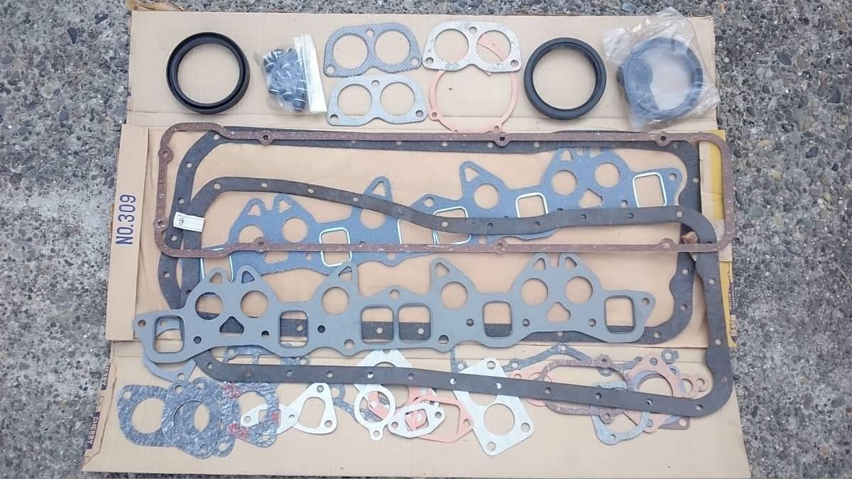 L型オーバーホールキット ハコスカGC10240ZS30Z フェアレディZ ケンメリジャパンローレル