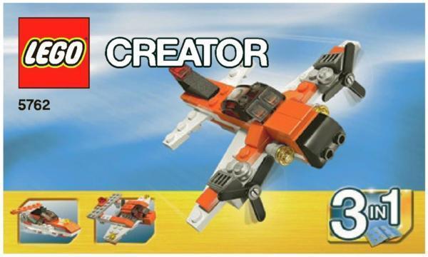 LEGO 5762 レゴブロッククリエイターCREAOR廃盤品_画像1