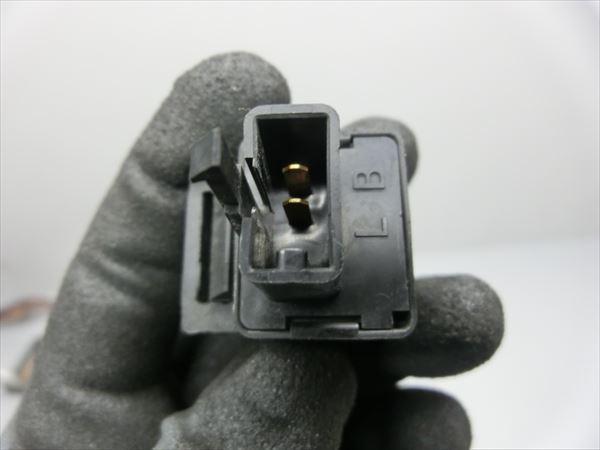 J1-0427 ヤマハ ドラッグスター250 XVS250 VG02J 2004年モデル 動画有 実動 ウインカー リレー 【53】_画像7