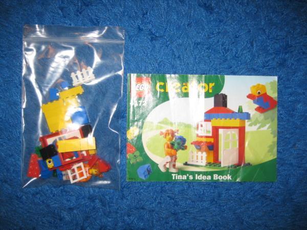 LEGO 4172 レゴブロッククリエイター_画像2