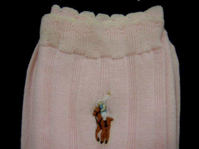 タグ付き・未使用◆ラルフローレン/靴下ソックス23cm1,050円ピンク_画像4
