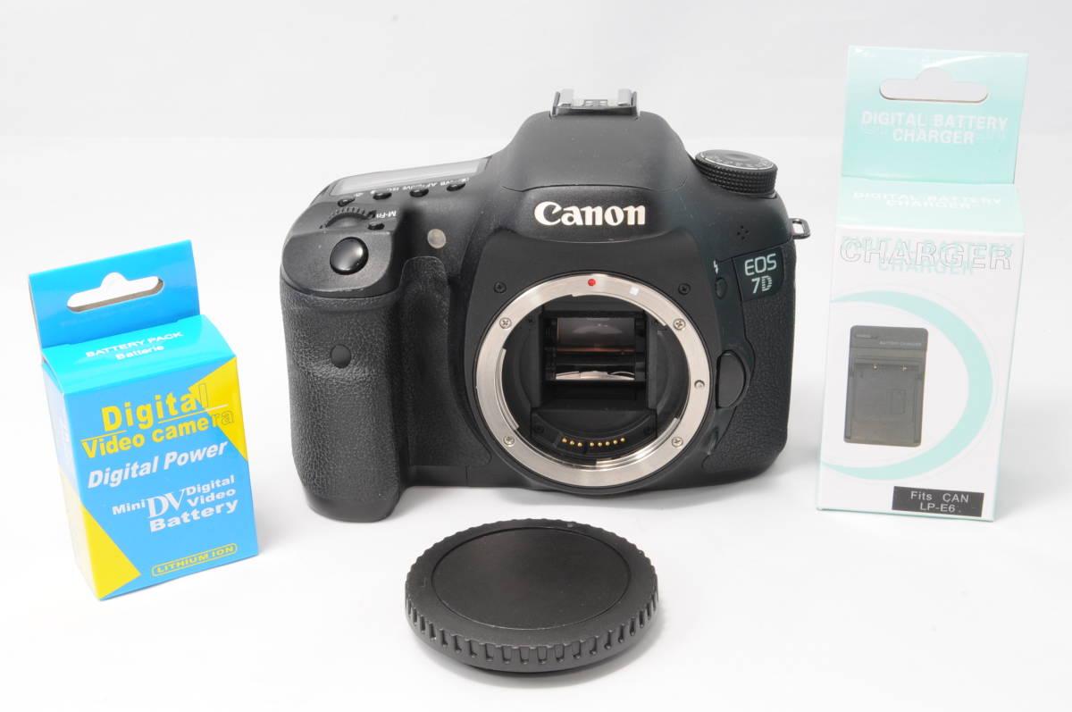 Canon キヤノン EOS 7D ボデイ_画像1