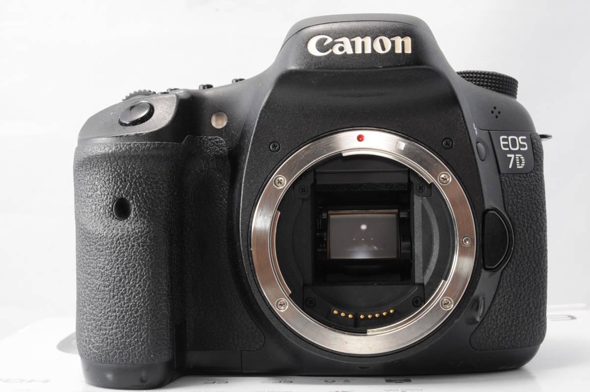 Canon キヤノン EOS 7D ボデイ_画像2
