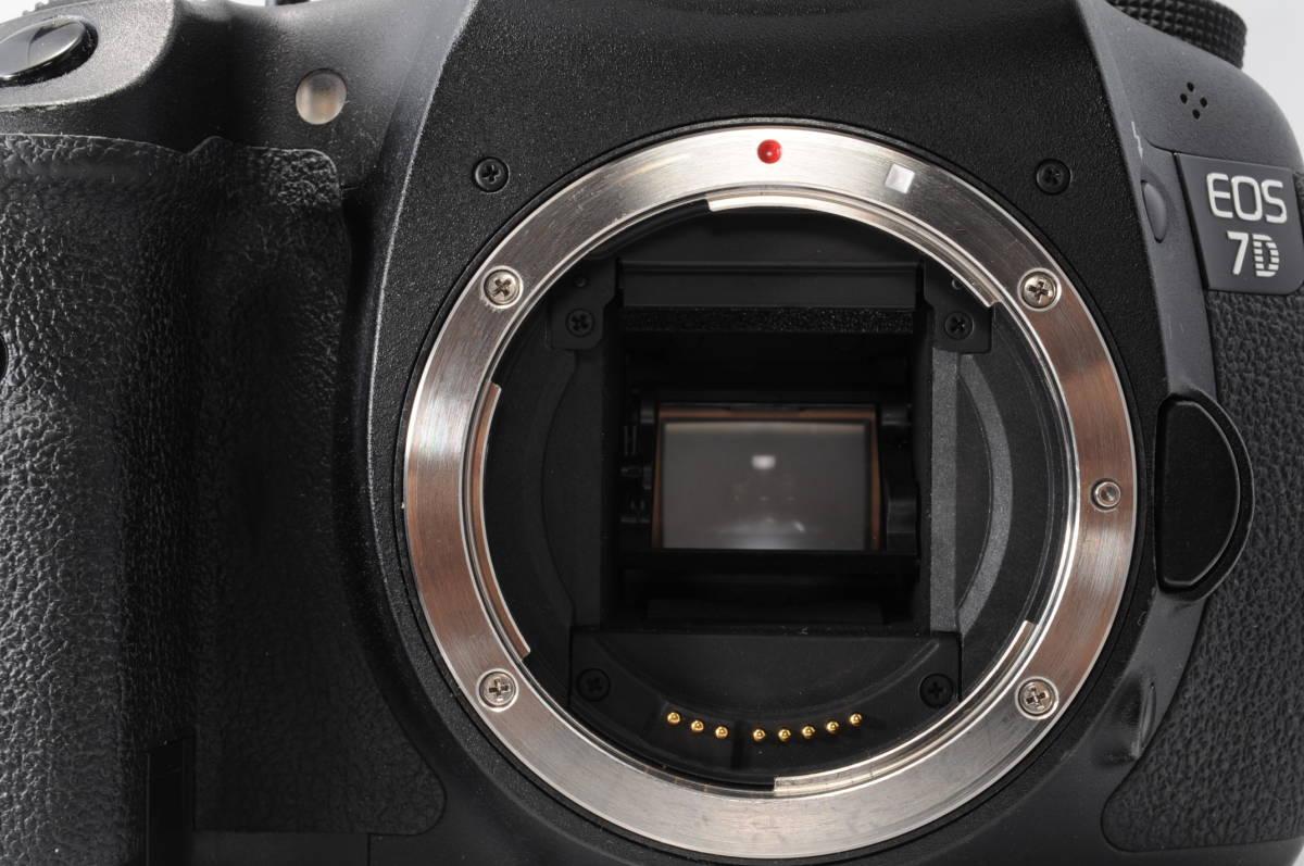 Canon キヤノン EOS 7D ボデイ_画像3