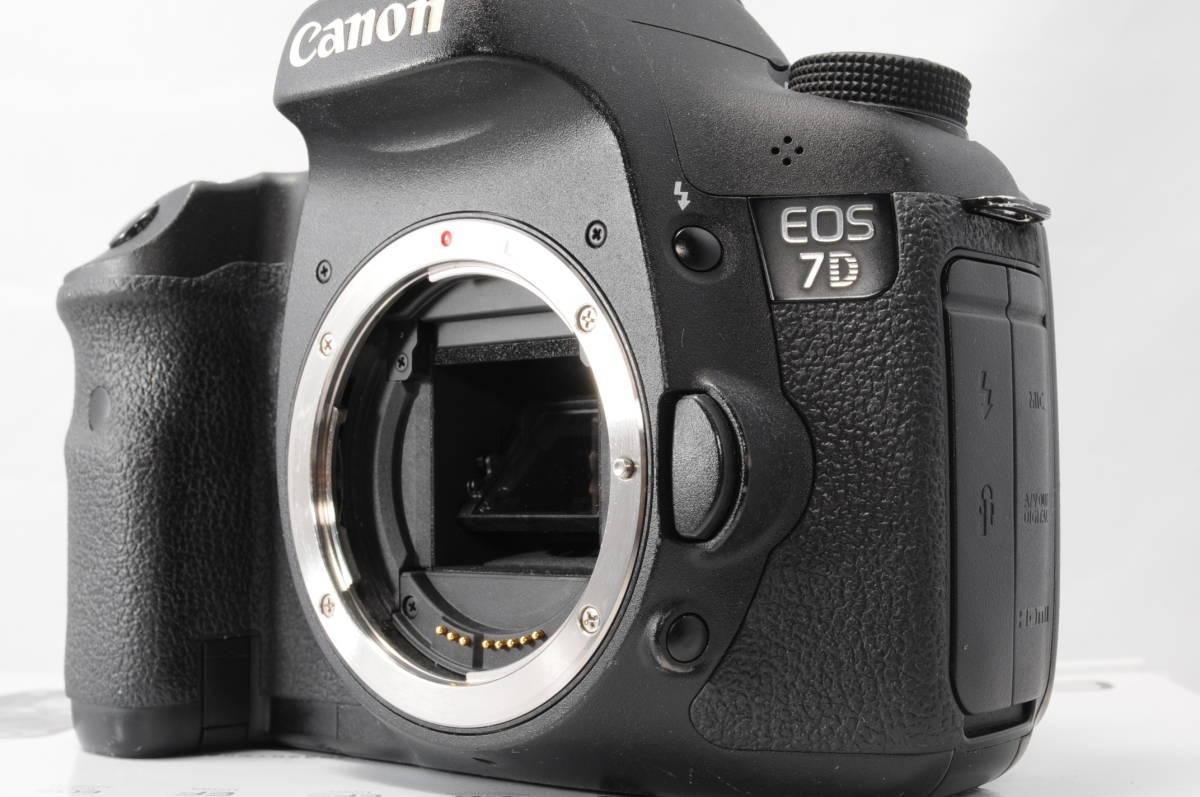 Canon キヤノン EOS 7D ボデイ_画像8