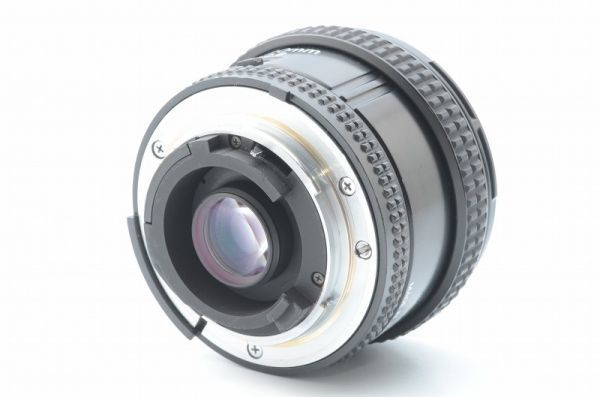 ★1円~ 美品 動作良好 ニコン Nikon AF Nikkor 20mm F2.8 201008_画像2
