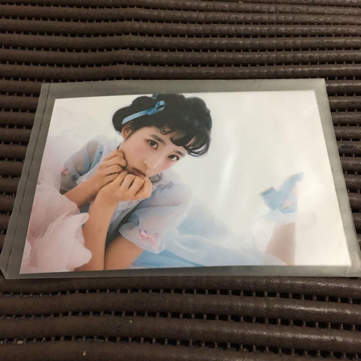 AKB48 UTB vol.265 秋葉原 cafe&shop 限定 生写真 小栗有以