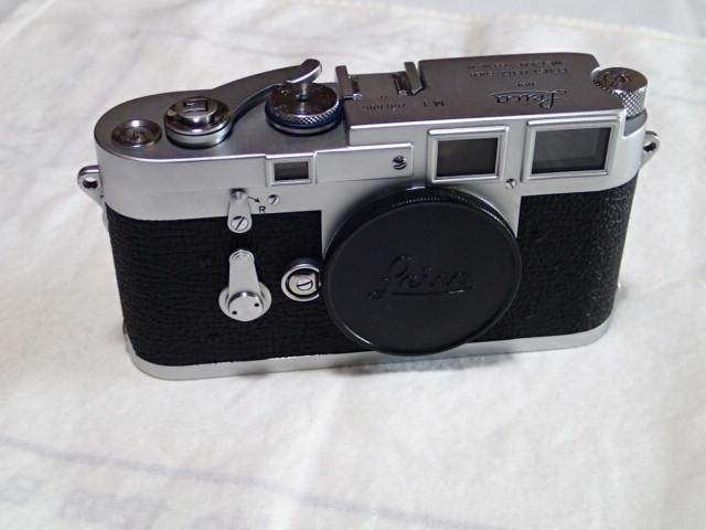 ■Leica(ライカ)M3 カメラボディ 超美品 珍品ナンバー#750005