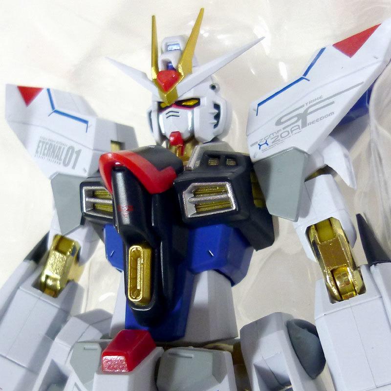 【中古】METAL ROBOT魂 ストライクフリーダムガンダム_画像7