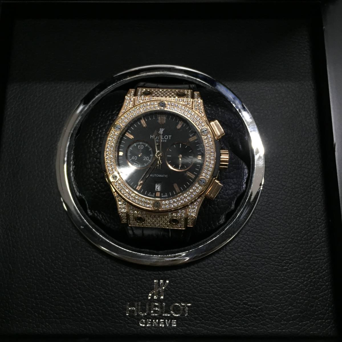 ウブロビッグバン 付属品完備 腕時計 メンズ HUBLOT Ref.301.SX.1170.RX