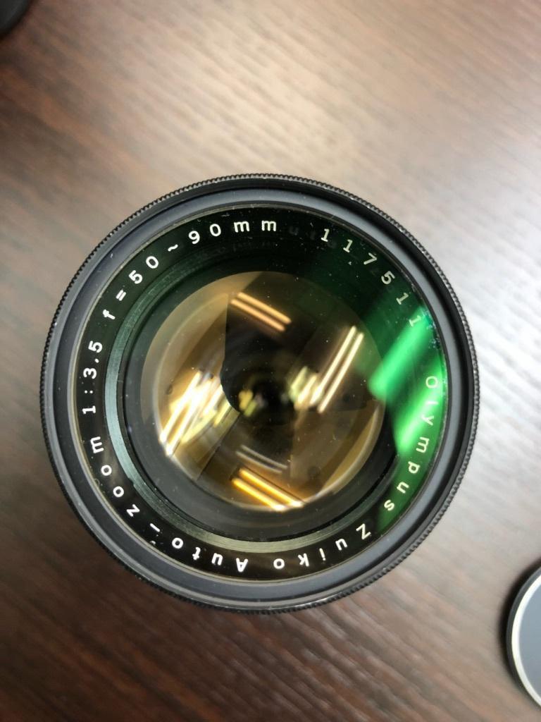 【1188】OLYMPUS/オリンパス PEN-F Auto-S 1:1.8 f=38mm _画像9