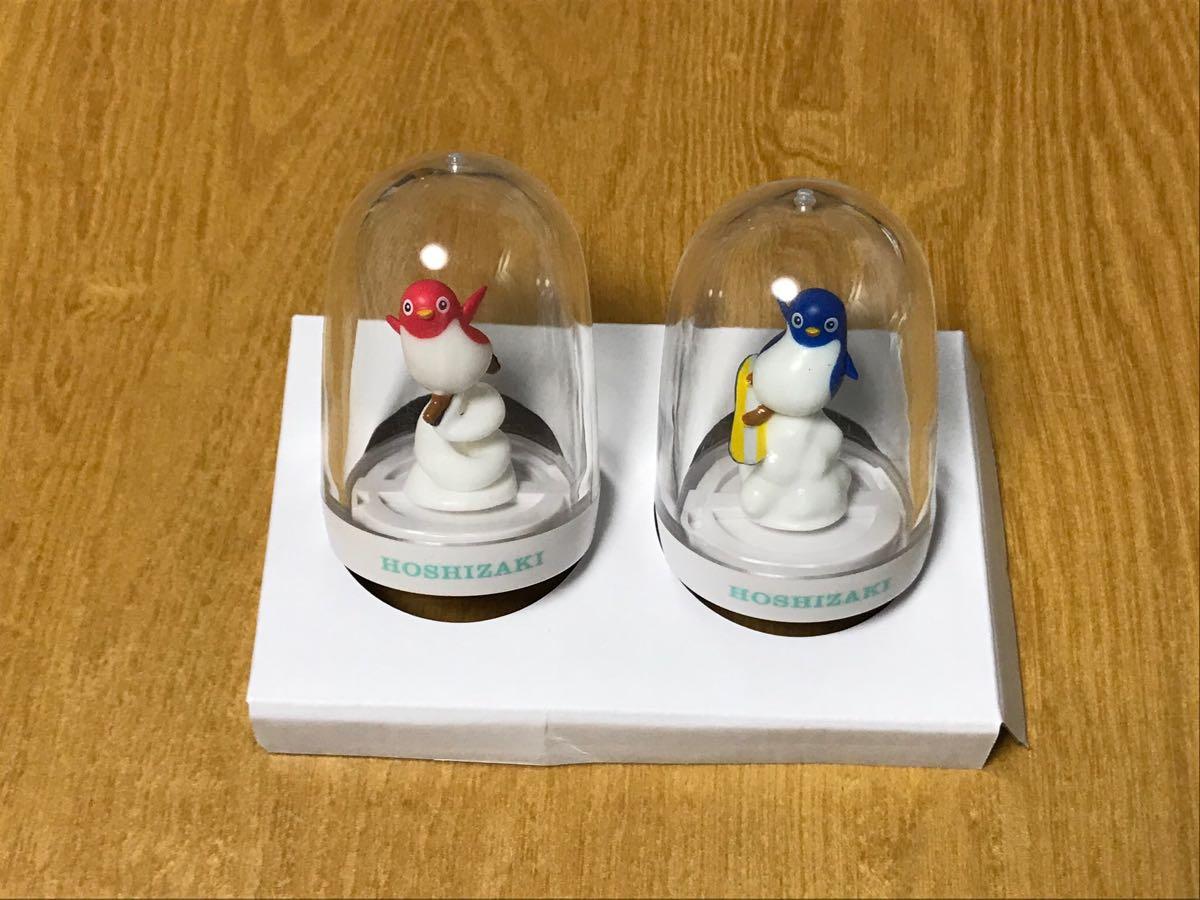 HOSHIZAKI ペンギン 調味料入れ 非売品 ホシザキ ソルト&ペッパー スパイスボトル 台所用品 ノベルティ_画像2