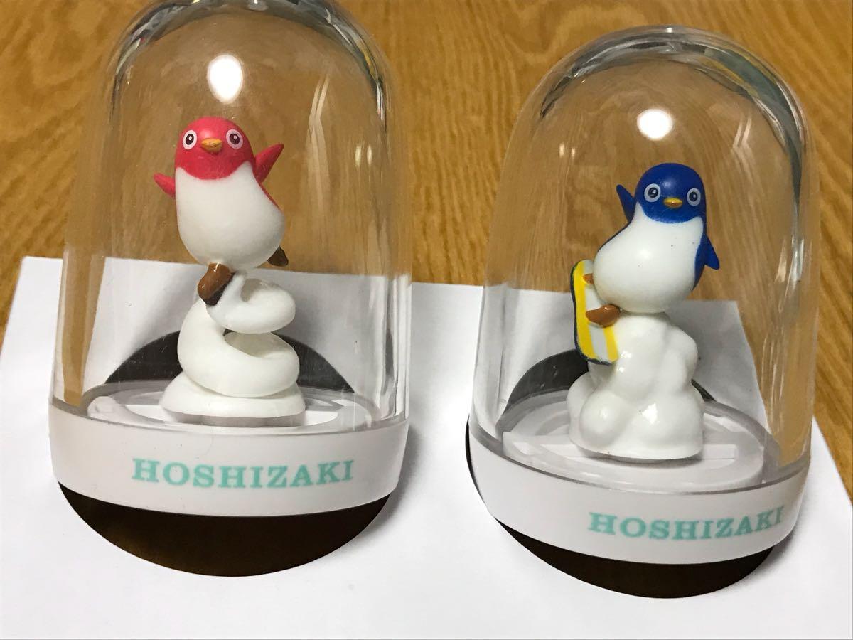 HOSHIZAKI ペンギン 調味料入れ 非売品 ホシザキ ソルト&ペッパー スパイスボトル 台所用品 ノベルティ_画像1
