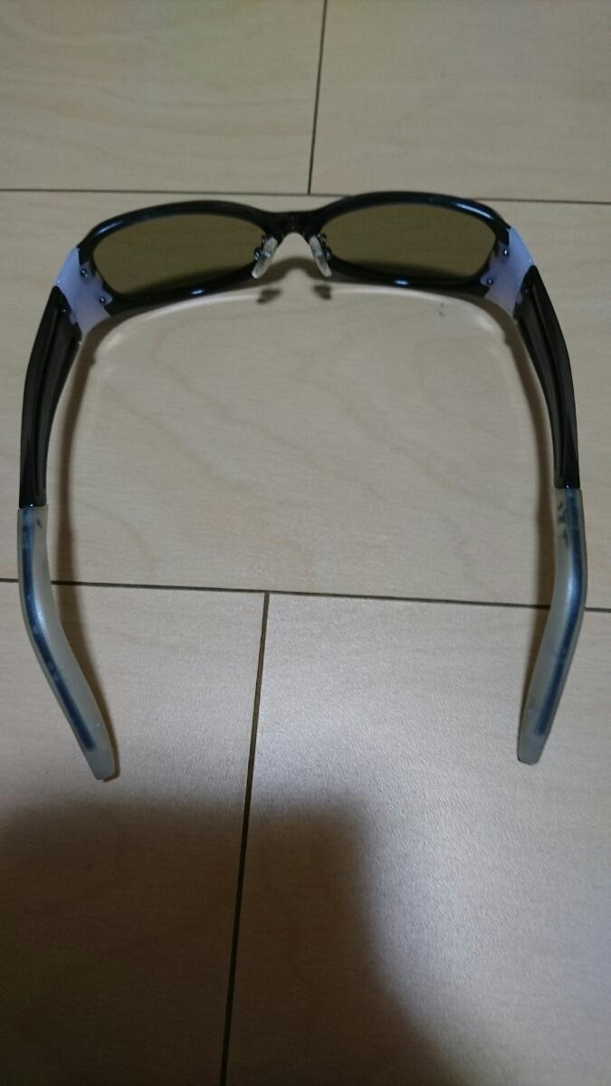 【格安スタート 超美品】ZEAL ジールオプティクス ヴェロティエラ F-1038 偏光サングラス 超美品_画像4