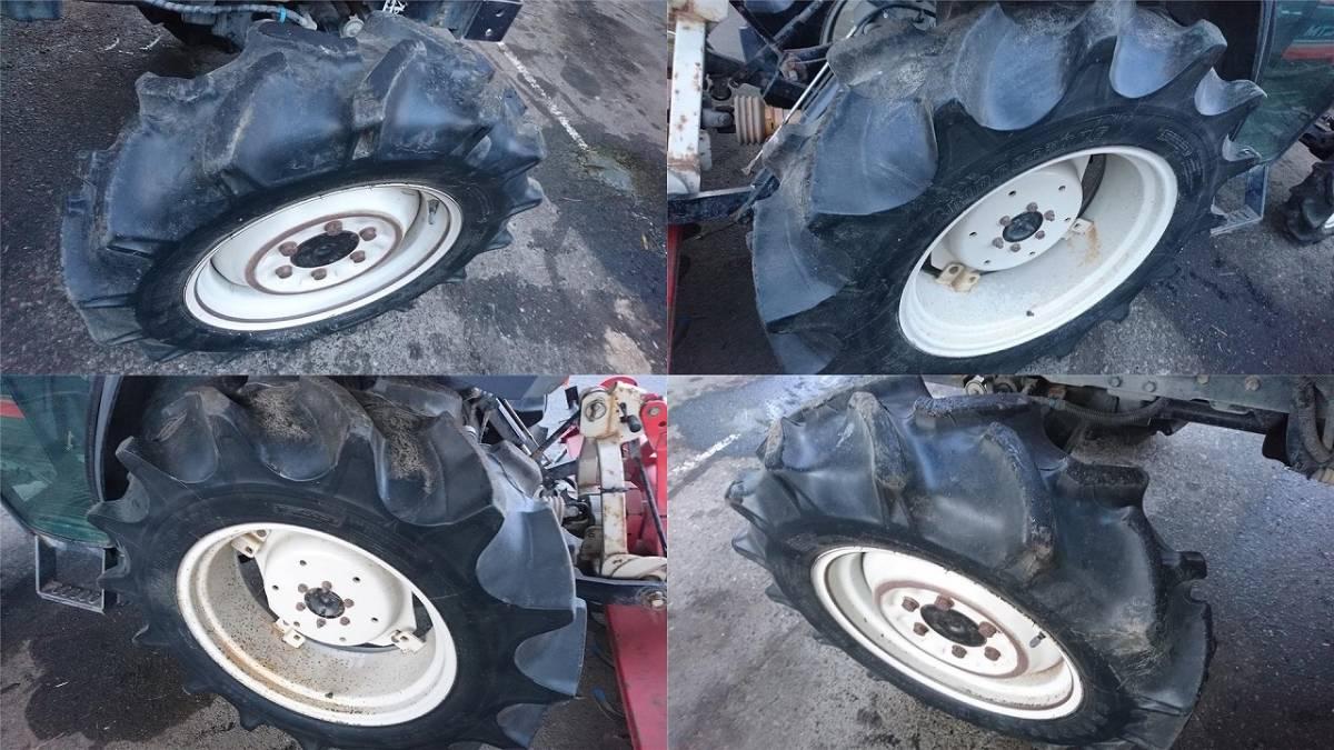 三菱 トラクター MT311 キャビ付き 実働品 売り切り_画像7