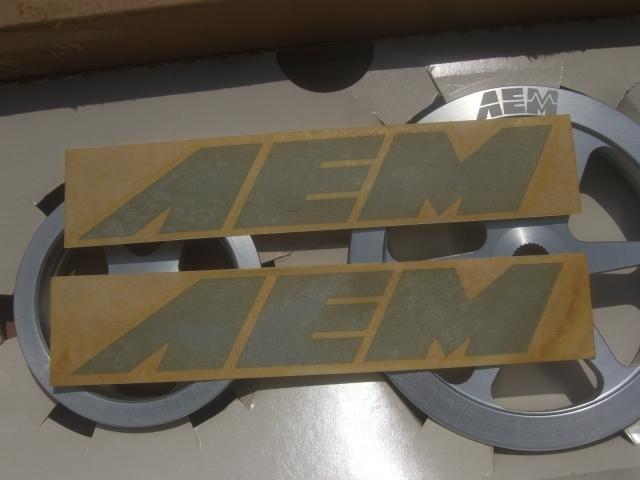 ☆AEMプーリー シビック D15B EF EG EK CR-X デルソル エクリプス USDM北米JDM アキュラ ACURA☆_画像5