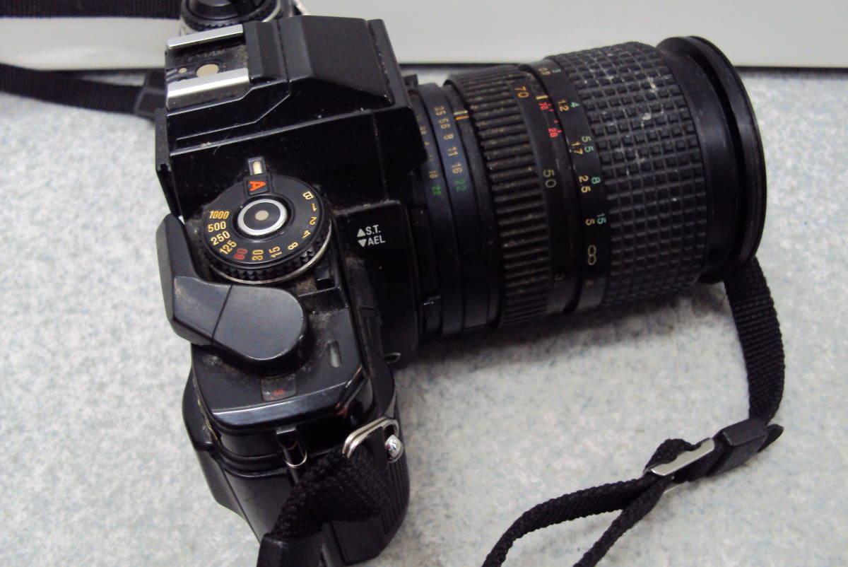 □ ミノルタ MINOLTA X-500 TOKINA 28-70㎜ 1:3.5-4.5 レンズ ジャンク品扱い 激安1円スタート□_画像6