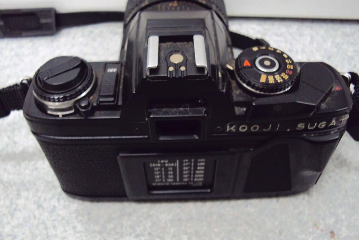 □ ミノルタ MINOLTA X-500 TOKINA 28-70㎜ 1:3.5-4.5 レンズ ジャンク品扱い 激安1円スタート□_画像5