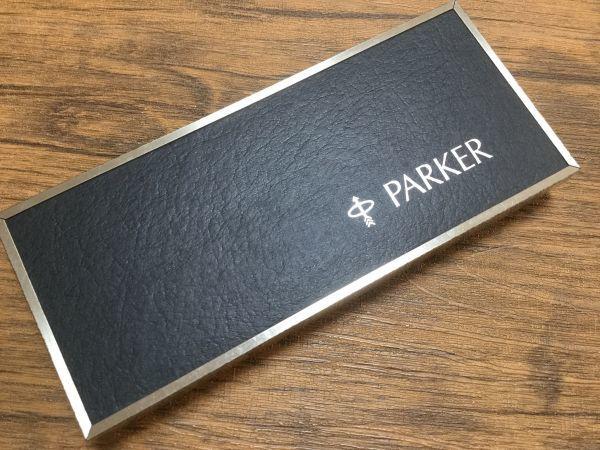 パーカー/万年筆/スターリングシルバー/14k/細字/筆記確認済み_画像10