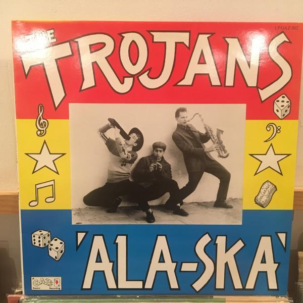 ★Trojans/Ala-Ska★りんご追分スカ・カバー!_画像1
