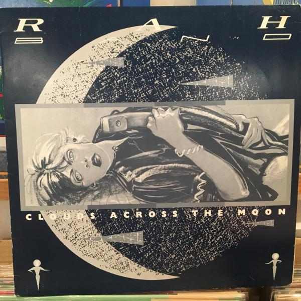 ☆Rah Band/Clouds Across The Moon☆SYNTH POP CLASSIC!_画像1