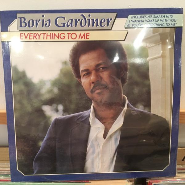 ★Boris Gardiner/Everything To Me★LOVERS ROCK名作LP