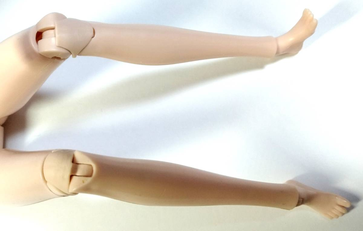 カスタム ドール ミディ ブライス ボディ パーツ 可動 フィギュア 胴体 素体 練習用 27cm_画像6