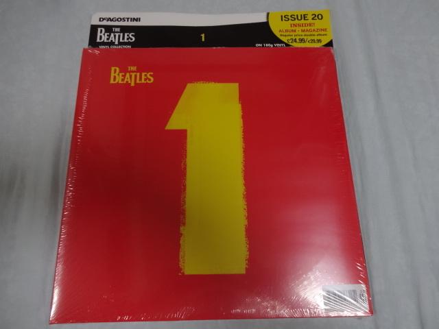 英国オリジナル DeAGOSTINI 第20回 「The Beatles 1」 新品 デアゴスティーニ ビートルズ