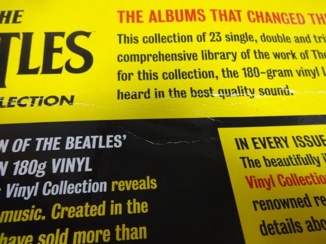 英国オリジナル DeAGOSTINI 第20回 「The Beatles 1」 新品 デアゴスティーニ ビートルズ_画像4