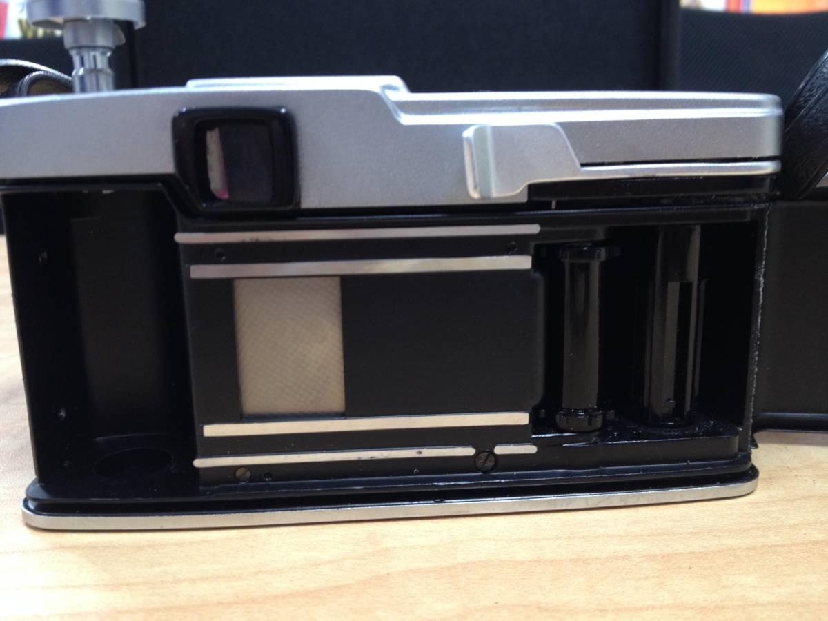 23150 OLYMPUS/オリンパス PEN F + F.zuiko Auto-S 1:1.8 F=38㎜ レンズ 詳細は写真と説明文をご覧ください。_画像5