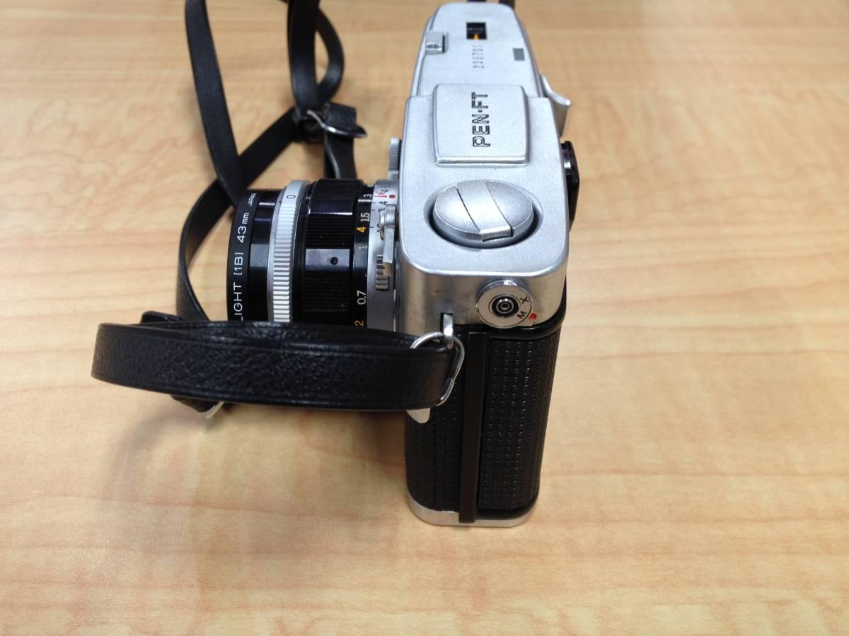 23150 OLYMPUS/オリンパス PEN F + F.zuiko Auto-S 1:1.8 F=38㎜ レンズ 詳細は写真と説明文をご覧ください。_画像8