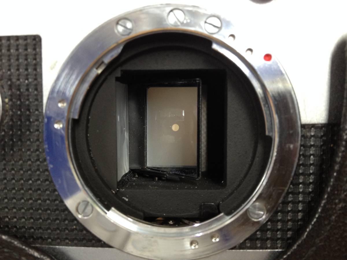 23150 OLYMPUS/オリンパス PEN F + F.zuiko Auto-S 1:1.8 F=38㎜ レンズ 詳細は写真と説明文をご覧ください。_画像10