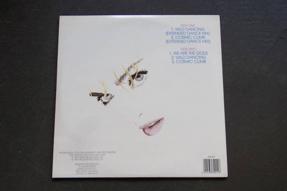 12' × 2 UK盤 オリジナル Madonna & Otto Von Wernherr / In The Beginning マドンナ_画像4