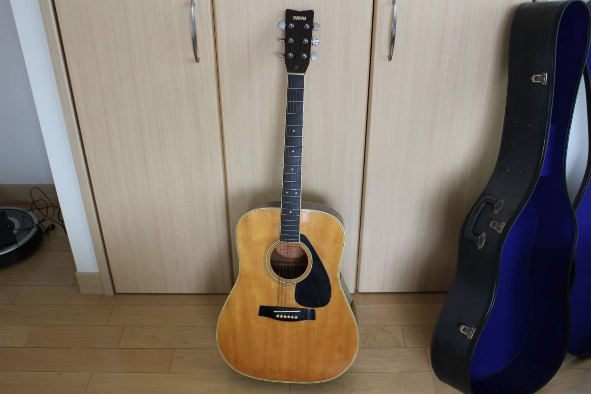 送料無 YAMAHA FG-201B アコースティックギター