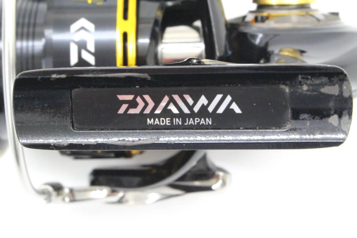 ダイワ 14 モアザン 3012H(RCSパワーライトノブ仕様) 【美品】_画像10
