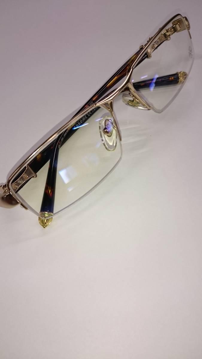 クロムハーツ眼鏡
