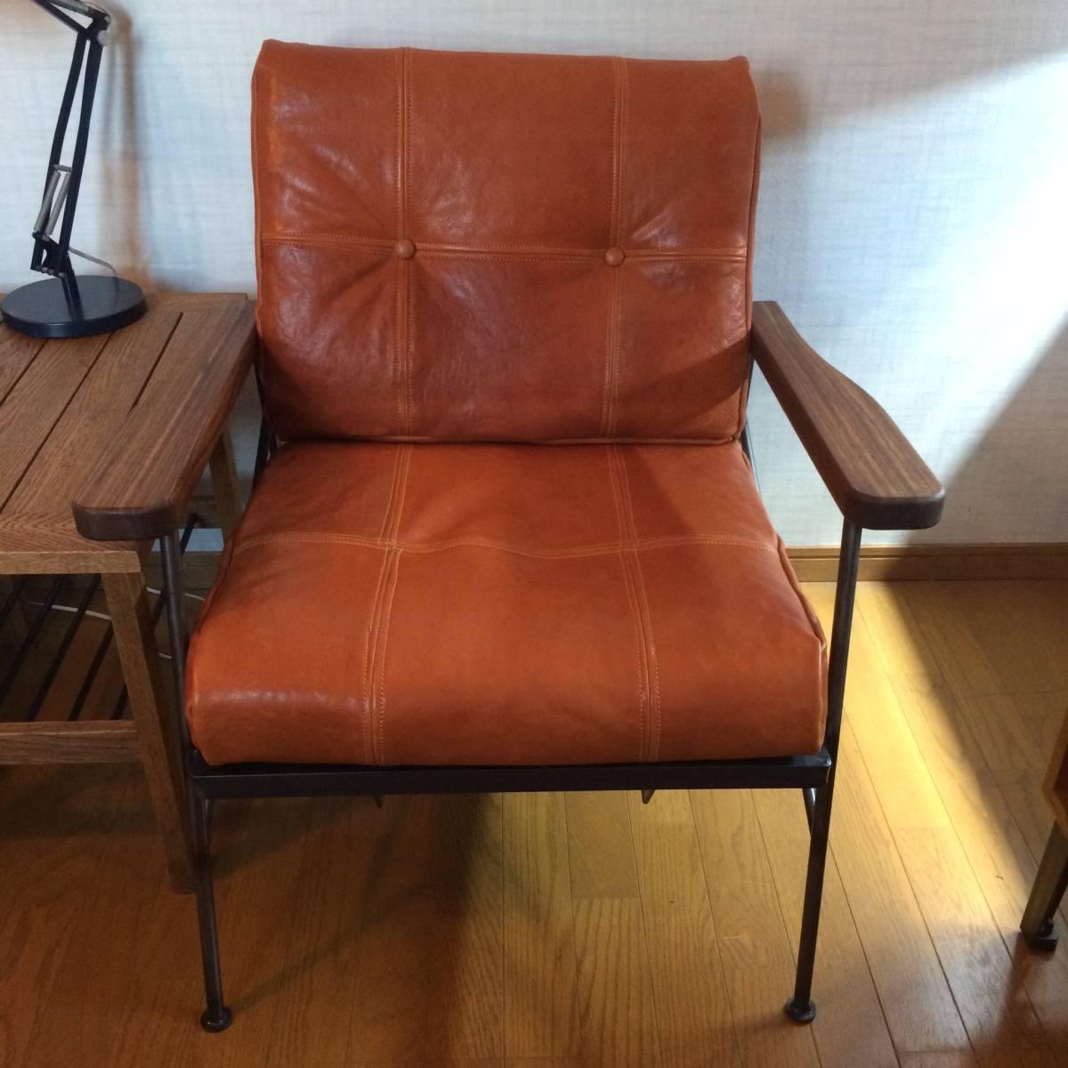 革ソファ truck furniture トラックファニチャー unico アクタス等のインダストリアル家具好きにおすすめ