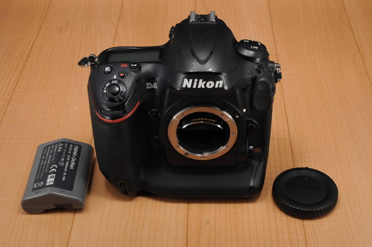 Nikon ニコン D4 ボディ