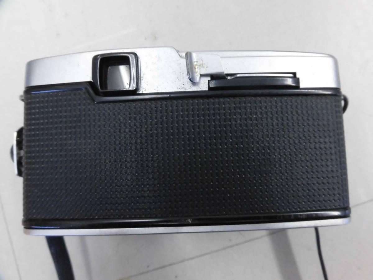 OLYMPUS/オリンパス PEN-F (255762) カメラ D.Zuiko Auto-S 1:2.8 f=38mm (106175) 付属品あり ジャンク_画像5