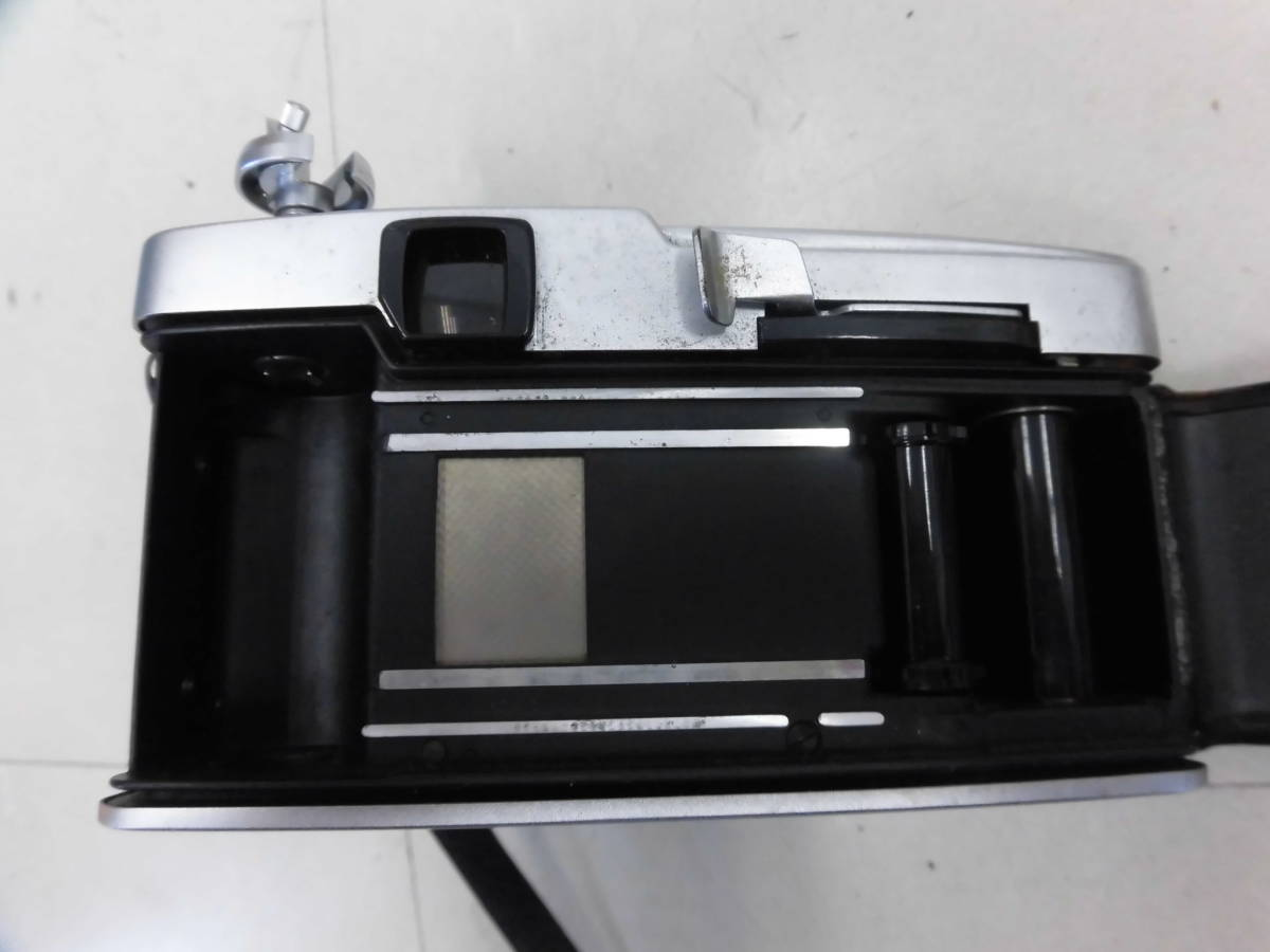OLYMPUS/オリンパス PEN-F (255762) カメラ D.Zuiko Auto-S 1:2.8 f=38mm (106175) 付属品あり ジャンク_画像7