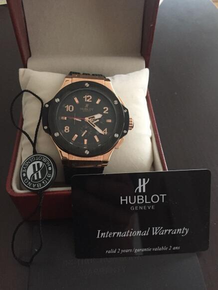 HUBLOT BIGBANG メンズ 腕時計 自動巻き
