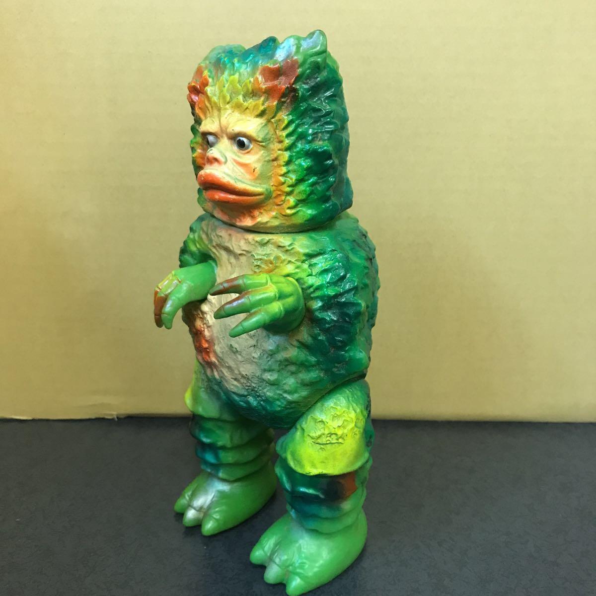 ガラモン ウルトラマン 怪獣 ジャンク ソフビ ブルマァク 23cm 当時物 レトロ おもちゃ_画像6