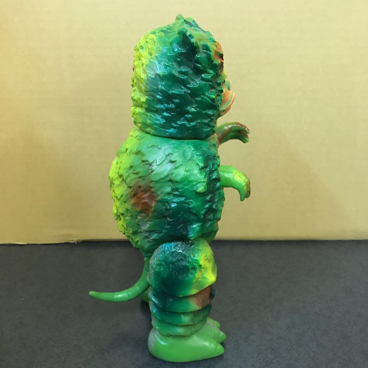 ガラモン ウルトラマン 怪獣 ジャンク ソフビ ブルマァク 23cm 当時物 レトロ おもちゃ_画像3