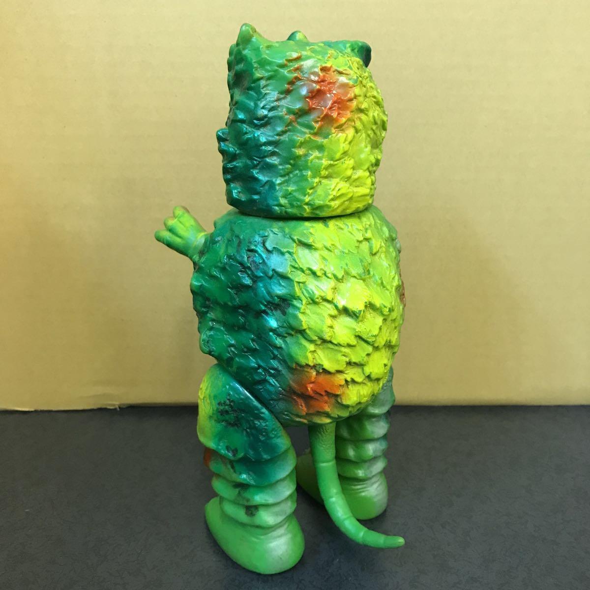 ガラモン ウルトラマン 怪獣 ジャンク ソフビ ブルマァク 23cm 当時物 レトロ おもちゃ_画像4