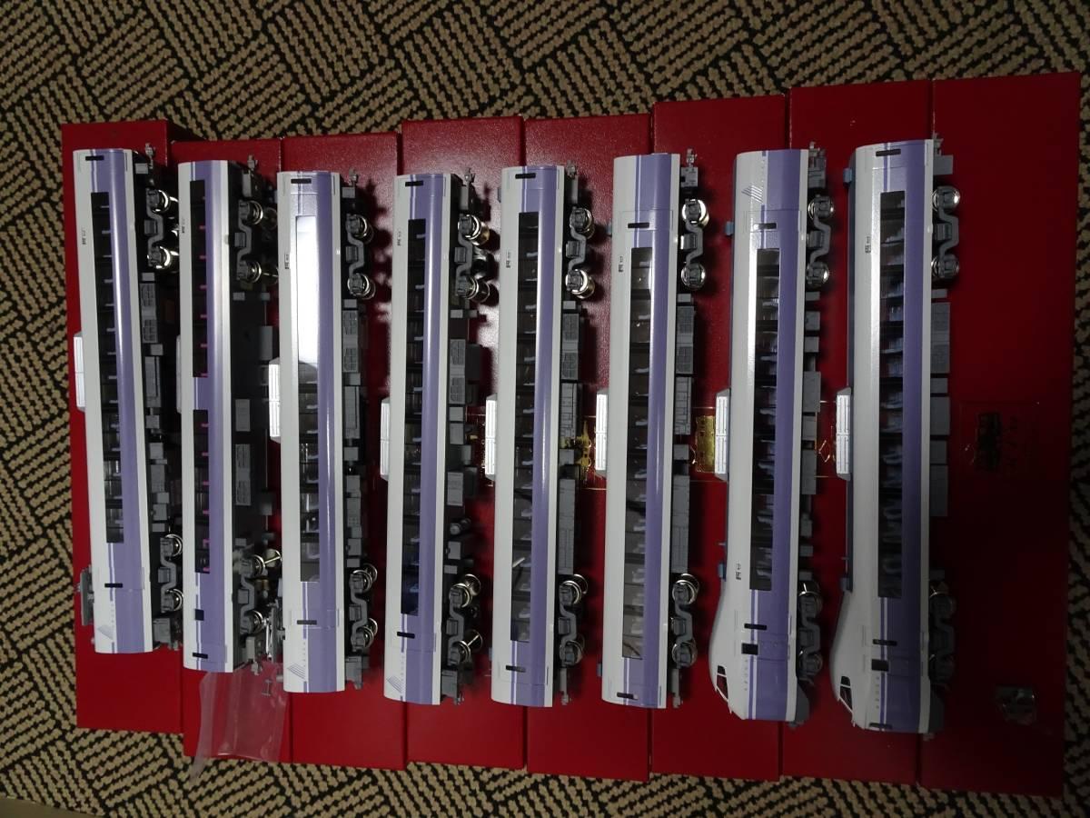 カツミ製 E351系 スーパーあずさ 8両 基本セット 完成品_画像3