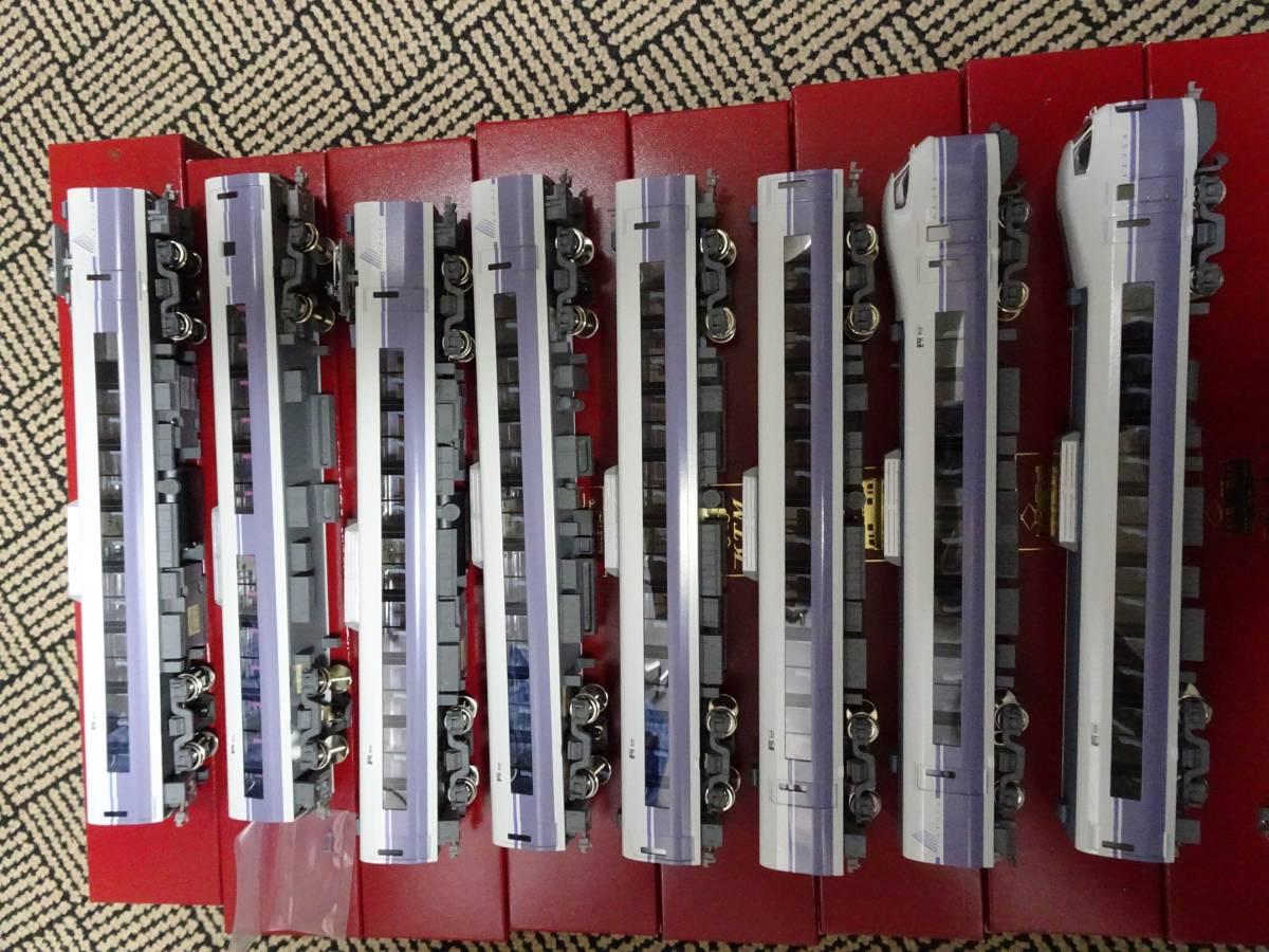 カツミ製 E351系 スーパーあずさ 8両 基本セット 完成品_画像4